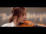 Violinist. Zia Hyunsu Shin
