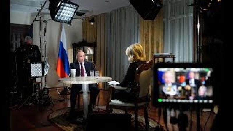 Интервью Путина NBC Полная версия 2018 ч 2 Калининград