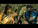 Mortal Kombat Komplete Edition SCORPION Vs SUB ZERO MKX in MK9 Costume Skin PC Mod by AlterL MKKE HD