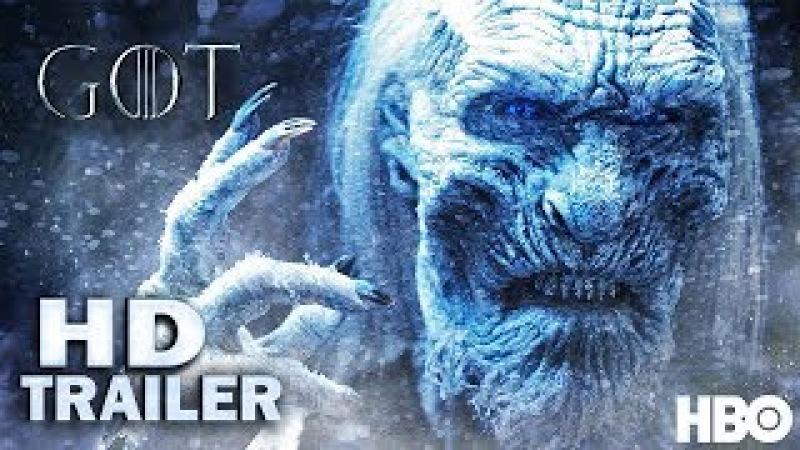 Game of Thrones Season 8 Teaser Trailer 1 (2019) Emilia Clarke, Kit Harington Trailer Concept
