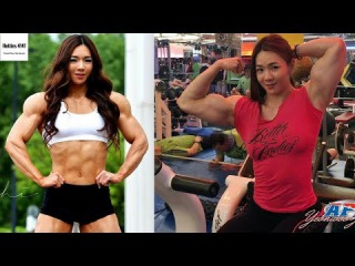 Korean IFBB Pro Yeon-woo Jhi: Never Break Your Discipline | Workout Motivation