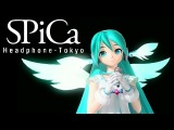 [60fps Full] SPiCa スピカ - Hatsune Miku 初音ミク DIVA Dreamy theater ドリーミーシアター English Romaji subtitles