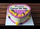 Amazing Cakes Decorating Techniques 2017 😘 Most Satisfying Cake Style Video CakeDecorating 117