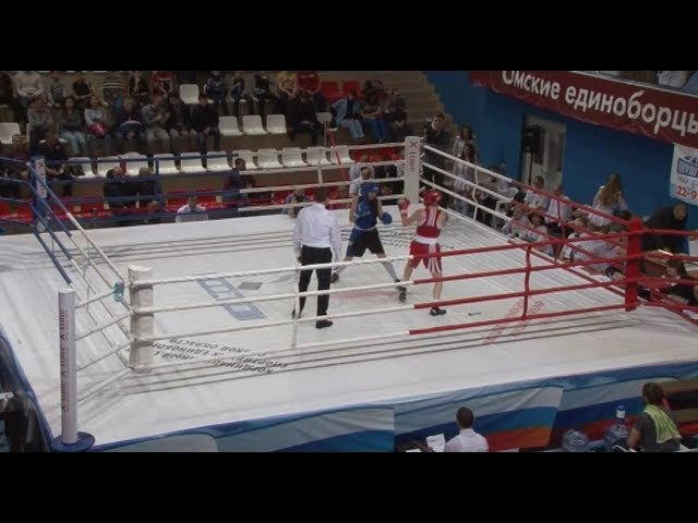 Всероссийский турнир по боксу класса «А» имени заслуженного мастера спорта Але ...