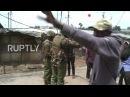 Kenya 'Three killed' protesting decision to uphold Kenyatta victory