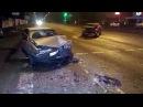 Девять человек пострадали в страшной алматинской аварии