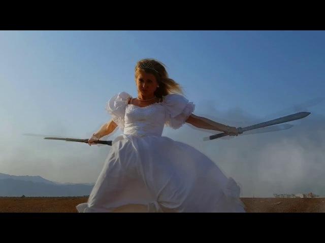Победоносный танец невесты / bride's dance