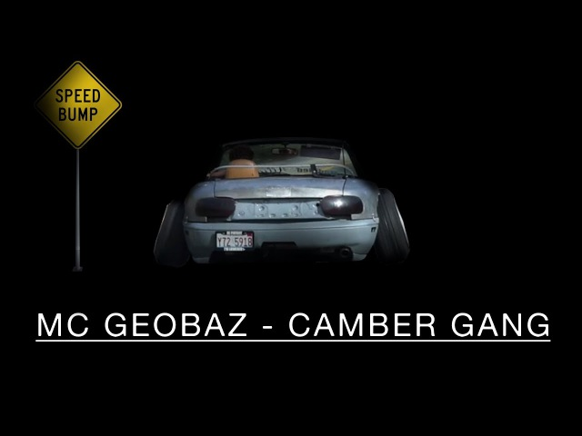 MC GeoBaz - Camber Gang OneTake (Gucci Gang Remix)