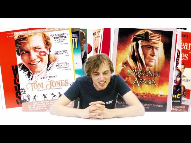 Jonas Von Essen uses a Memory Palace to remember Oscar Winners