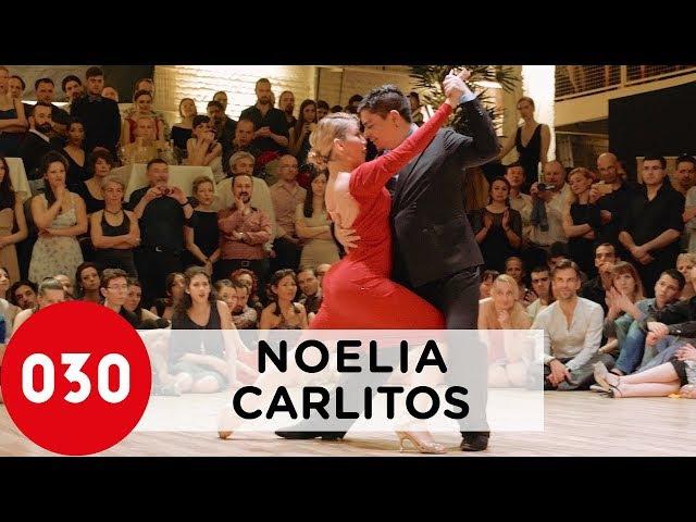 Noelia Hurtado and Carlitos Espinoza – Adiós, querida!