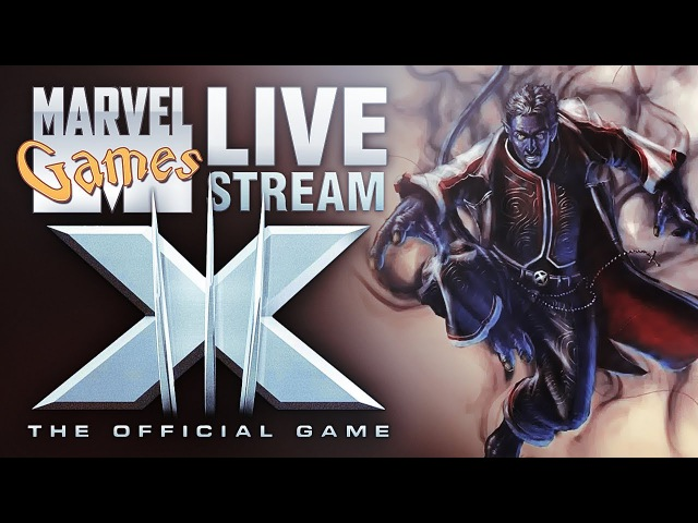 MG Live Stream 32 - X-Men: The Official Game - Nightcrawler