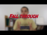 Fall through - W49D6 - Daily Phrasal Verbs - Learn English online free video lessons