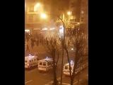Atletic Bilbao - Spartak Moscow hooligans (22022018)