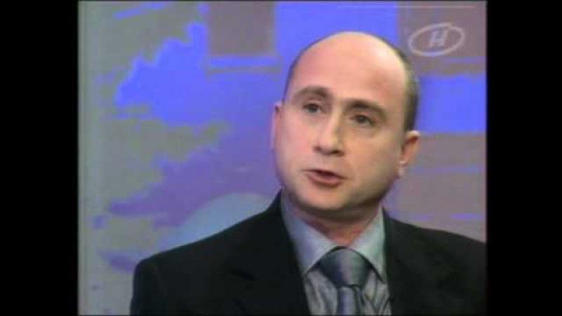 Ток-шоу «Выбор» (ОНТ, 2004) Борис Шац