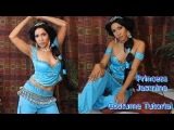 Disney's Princess Jasmine Custome Tutorial / Dance Birmabb