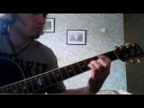 Петля Пристрастия Дышать и смотреть ( acoustic guitar )