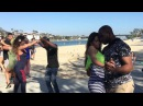LA zouk congress Monday after party at mother's beach.