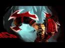 Bloodseeker vs venomancer 1vs1 Solo MID
