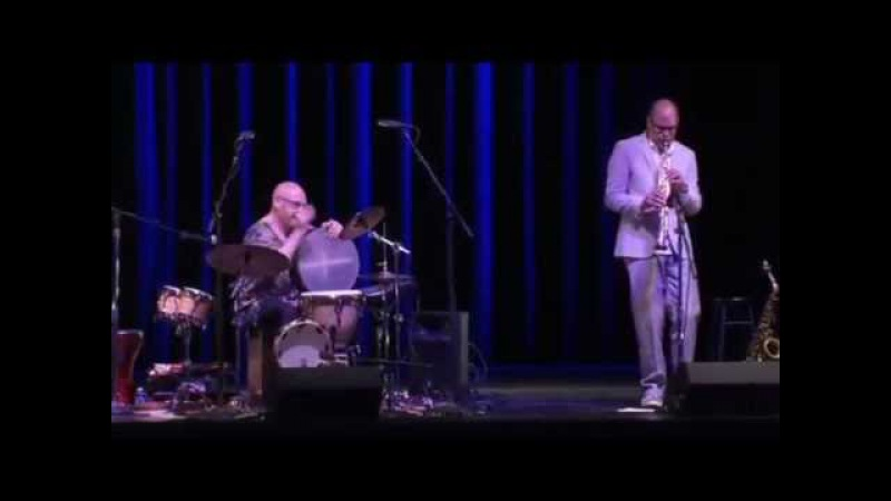 World Percussionist Tom Teasley Trio Live at The Kennedy Center perform Mesopotamia