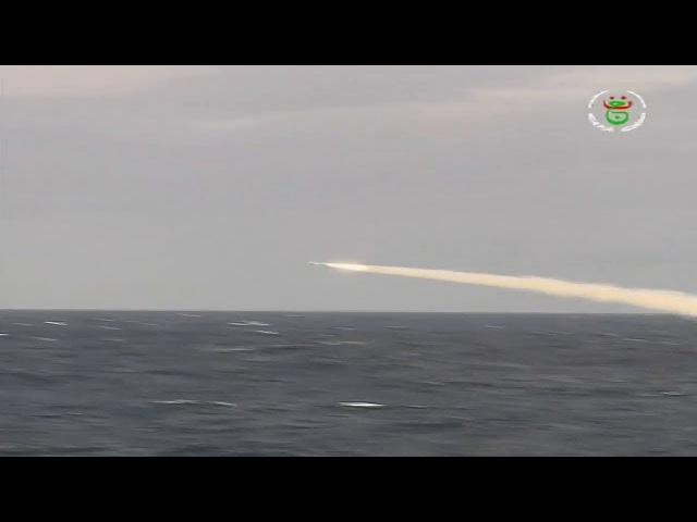 Algeria - Team Kayed Saleh supervises a surface-to-surface surface-to-surface surface-to-surface missile exercise ...