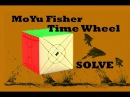 MoYu Fisher Time Wheel Solve