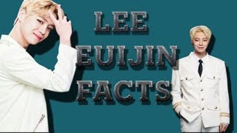 Bigflo Lee Euijin Facts (The Unit)