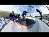 GoPro Fusion Bobsled Run in Full 360 VR