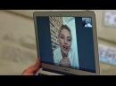 Артистка Talant Production Анна Тринчер в одной из главных ролей сериала Школа