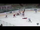 Моменты из матчей КХЛ сезона 16/17 • Гол. 0:1. Щехура Пол (Трактор) в ближнюю девятку пробил вратаря 29.09