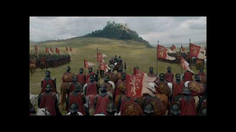 The Sack of Highgarden Olenna Tyrell and Jaime's poison Game of Thrones Season 7