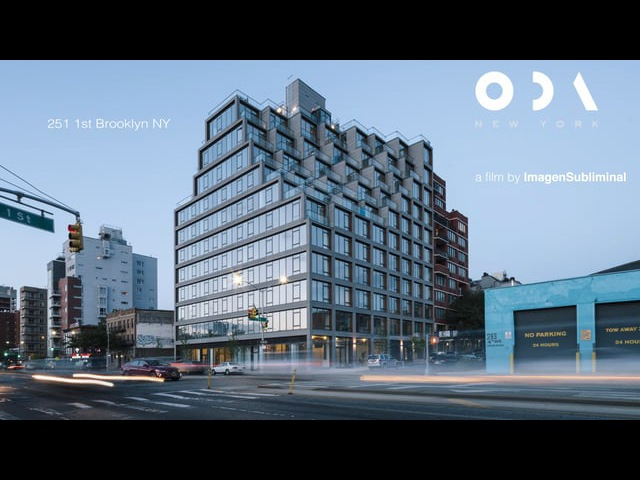 251 First Street, Brooklyn, NY by ODA Architecture