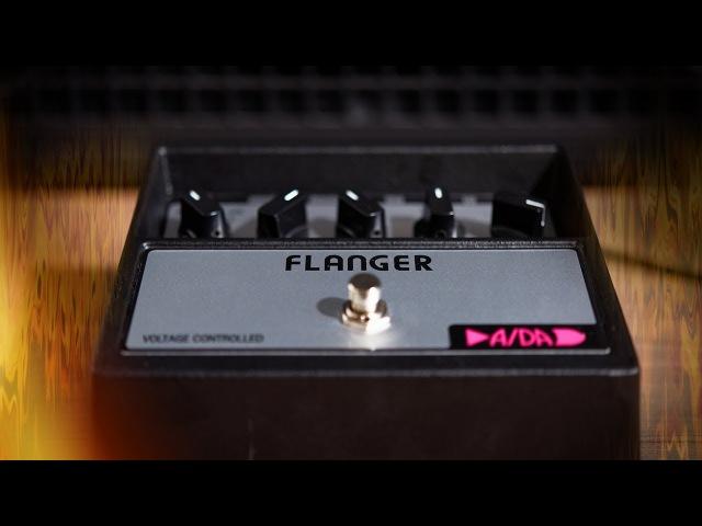 UAD A/DA Flanger Plug-In by Brainworx