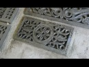 Concrete cement ventilator and jali making