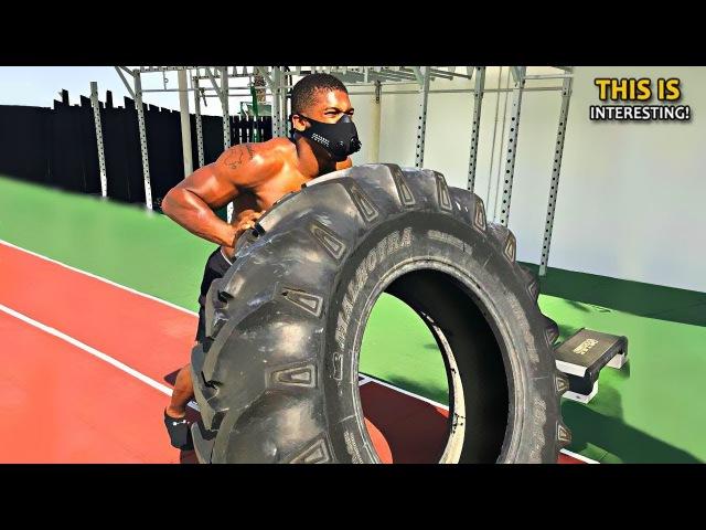 Жесткая тренировка чемпиона Энтони Джошуа - Мотивационное видео ;tcnrfz nhtybhjdrf xtvgbjyf 'ynjyb l;jief - vjnbdfwbjyyjt dbltj