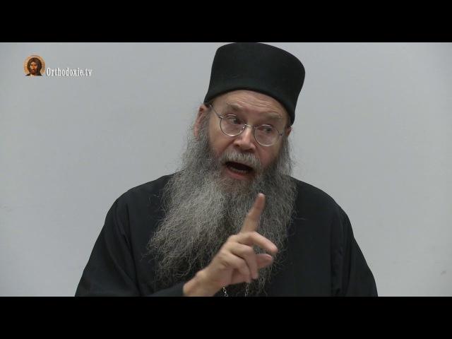 Archimandrite Patrick (Doolan) : « Créativité et tradition dans la peinture des icônes »