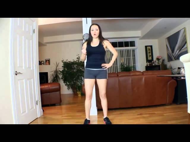 Упражнения для похудения живота в домашних условиях