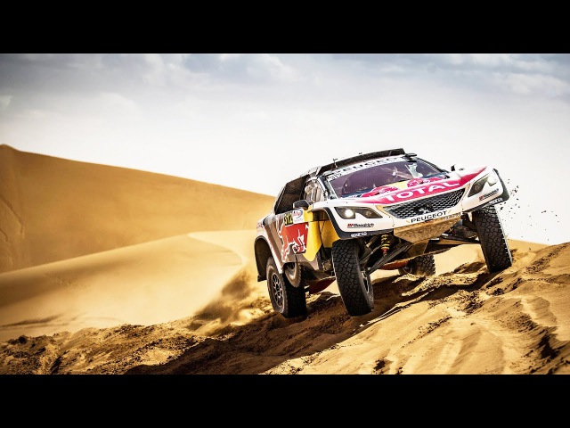 How Peugeot returned to Dakar. | A comeback 25 years in the making