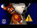 FUNNY Unclog Toilet vs. Freddy Animatronic!! Bubbas Diner 2