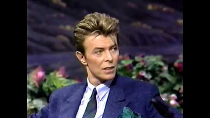 David Bowie - Nite Flights Black Tie White Noise (The Tonight Show with Jay Leno)