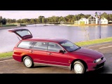 Mitsubishi Magna Wagon TH