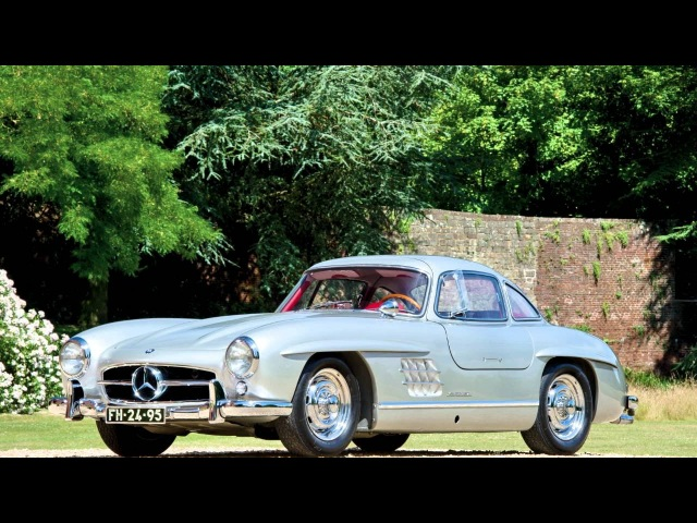 Mercedes Benz 300 SL W198 '1956