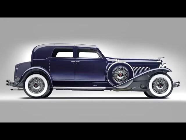 Duesenberg J 287 2305 Sport Berline LWB by Murphy '1930