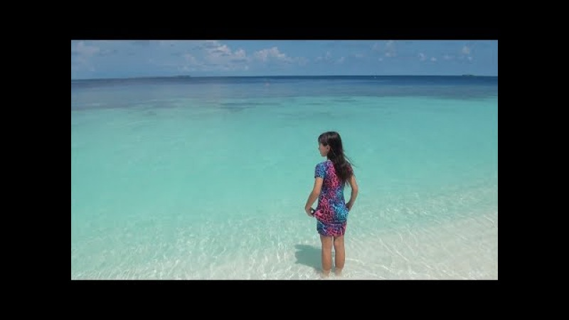 Maldives One Day in Paradise with Alina Evita