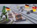 Зима в Германии или как Немцы борются с не погодой.