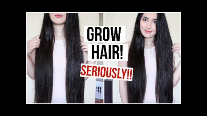 Grow Your Hair Faster In One Day! (GROW .5 INCH OVERNIGHT!!) *PROOF*