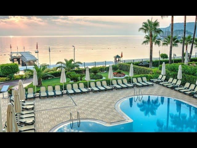 Обзор отеля Golden Lotus 4* (Турция/Кемер/Кемер)