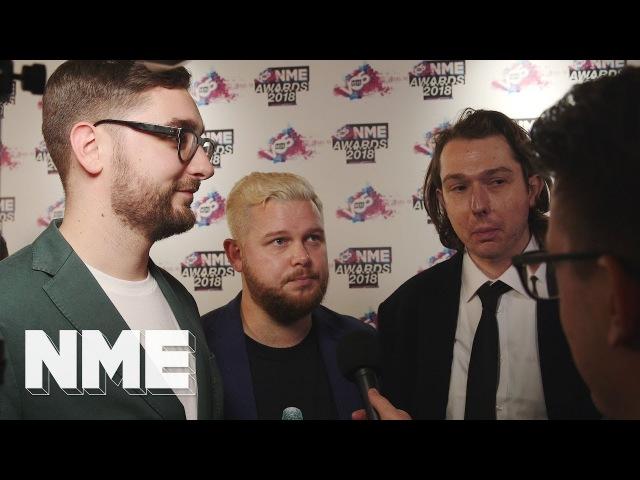 Alt-J promise Latitude 2018 headline slot will have passion | VO5 NME Awards 2018
