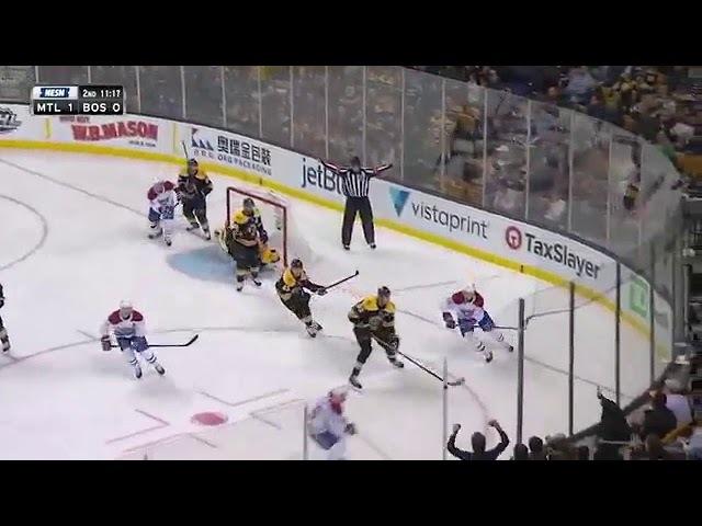 НХЛ 17-18 Сэйв Худобина 03.03.18