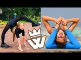 Best FLEXIBLE and STRONG Kids 2018!!