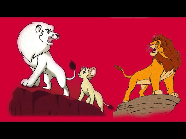 The Original Story - The Kimba Simba Controversy